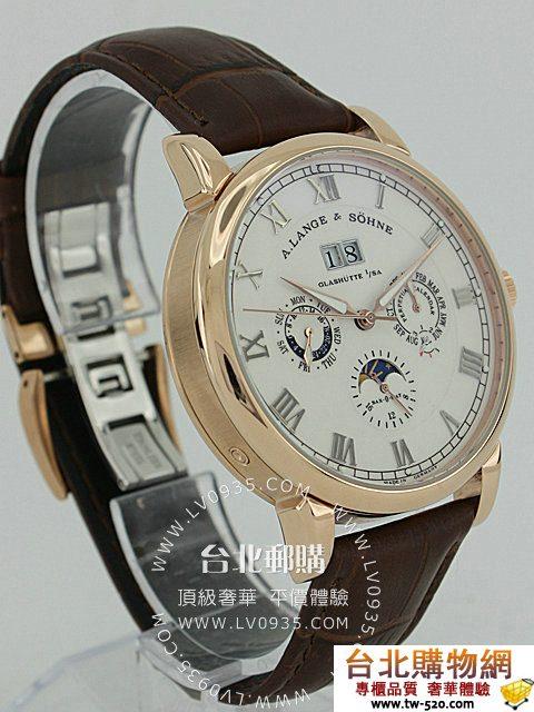 a.lange&sohne 新款手錶秋冬搶先上架