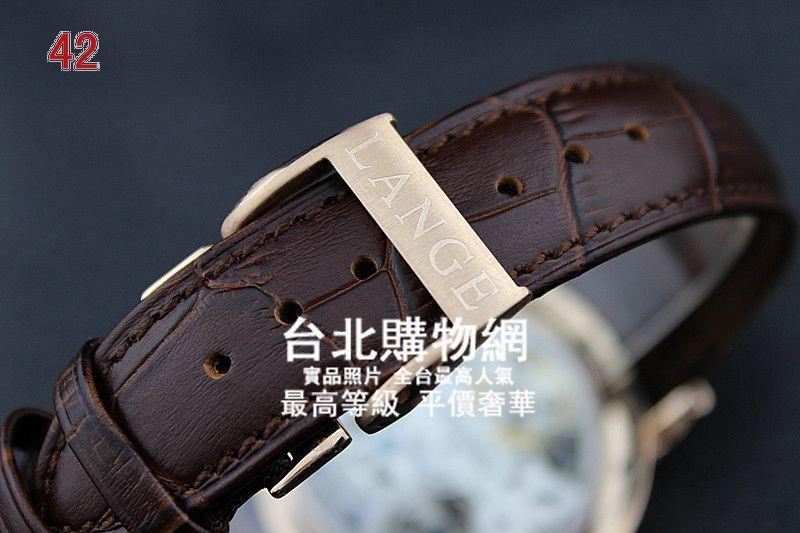 a. lange & sohne 手錶2012新款型錄 - 朗格012新款手錶,a. lange & sohne 錶目錄