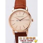 a.lange&sohne 新款手錶 als1002 New!