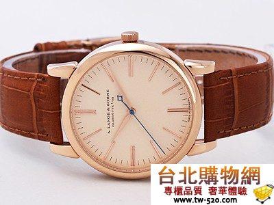 a.lange&sohne 新款手錶 als1002