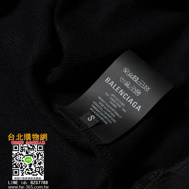 balenciag 2019 情侶款衛衣,balenciag 長袖衛衣外套,balenciag 男女均可穿!