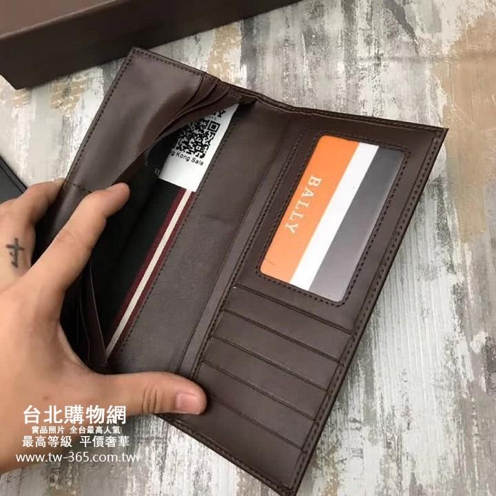 bally 2019 皮夾,bally錢包,bally銀包!