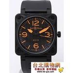 bell&ross 新款手錶 br1121_1001(男款),上架日期:2009-11-22 02:03:21