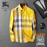 burberry 2019 長袖襯衫,burberry 男款襯衣,burberry 男生襯衫!,點閱次數:16