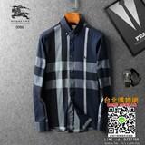 burberry 2019 長袖襯衫,burberry 男款襯衣,burberry 男生襯衫!,點閱次數:17