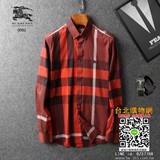 burberry 2019 長袖襯衫,burberry 男款襯衣,burberry 男生襯衫!,點閱次數:19