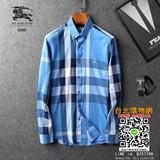 burberry 2019 長袖襯衫,burberry 男款襯衣,burberry 男生襯衫!,點閱次數:20