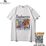 burberry 2019短袖T恤,burberry 男款T恤,burberry 男生衣服!