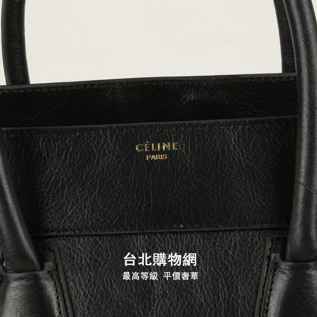 celine包包,celine包包目錄,celine專櫃2011新款 - 4562-黑色