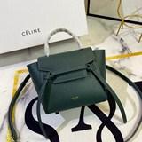 【原單品質】本色車線升級版Celine belt pico∼小號鯰魚包
