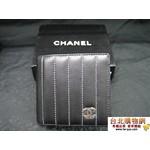 chanel皮夾 cc_843   個性帥氣精緻實用短夾 (女款)