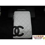 chanel皮夾 cc_894   優雅大方復古典雅拉鏈長夾 (女款)
