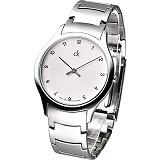 ck 極簡風尚超薄螺旋圓紋腕錶,上架時間:2012-07-04 17:42:53