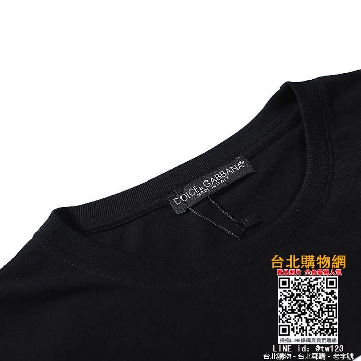 dg 2019 短袖T恤,dg 短袖上衣,dg 男款T恤!