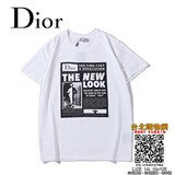 dior 2019 短袖T恤,dior 短袖上衣,dior 男款T恤!