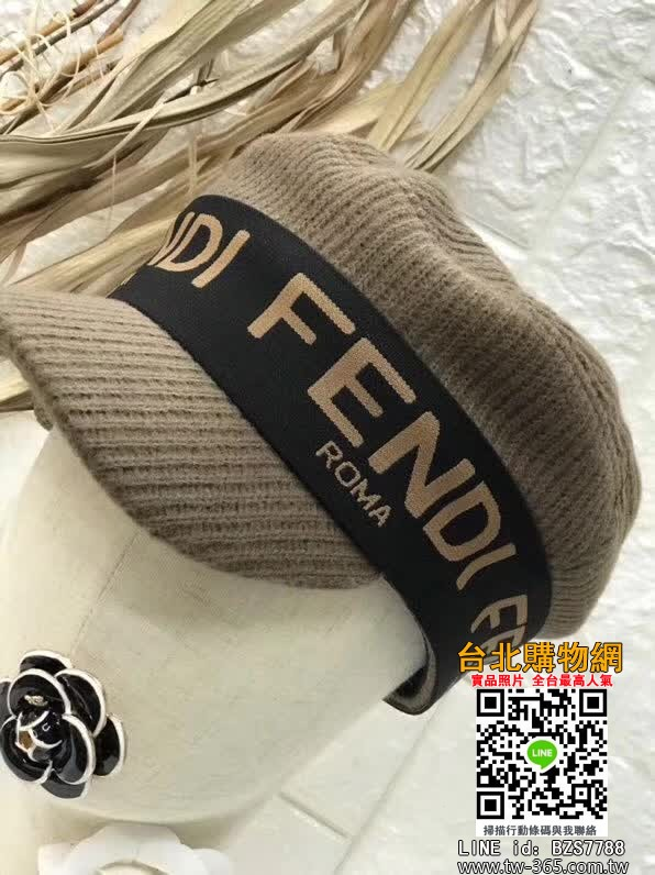 fendi 帽子,fendi 休閒帽,fendi 運動帽!