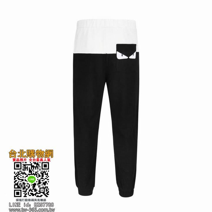 fendi 2019 男款長褲,fendi 運動褲,fendi 休閒褲!