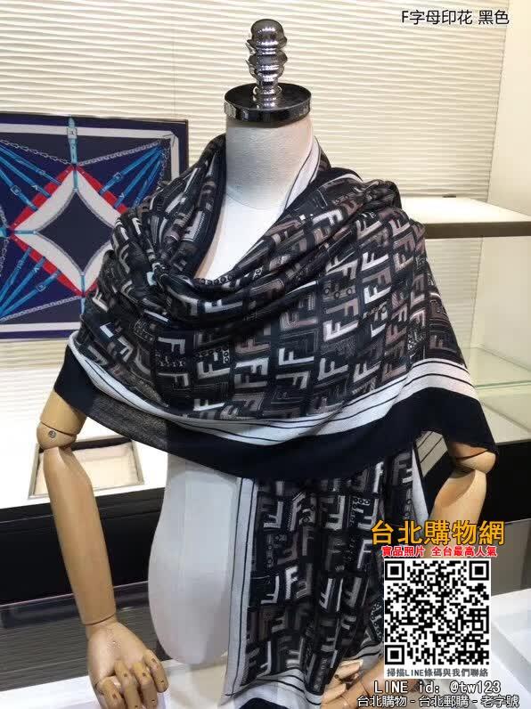 fendi 2019圍巾,fendi 絲巾,fendi 圍脖!