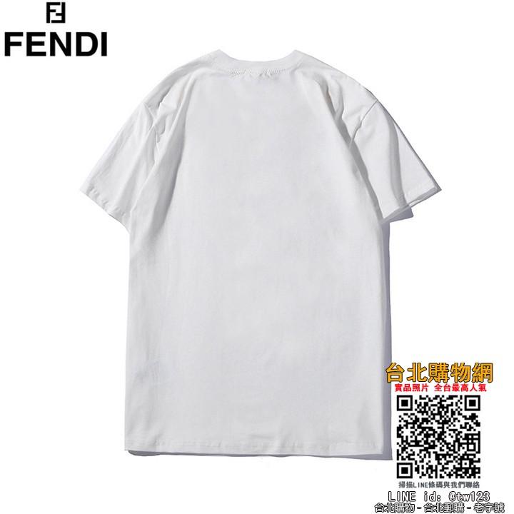 fendi 2019短袖T恤,fendi 男款T恤,fendi 男生衣服!
