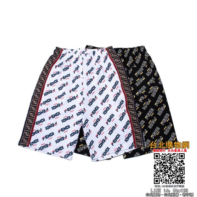 fendi 2019短褲,fendi 男款褲子,fendi 男生衣服!