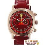 Ferrari 法拉利 Rattrapante 2010年新款手錶,瀏覽次數:8