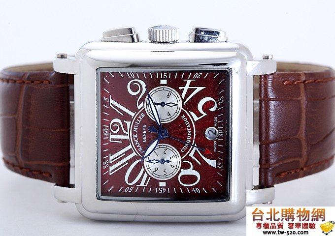Franck Muller 新款手錶