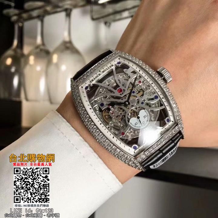 franckmuller 2019 手錶,franckmuller 錶,franckmuller 機械表!