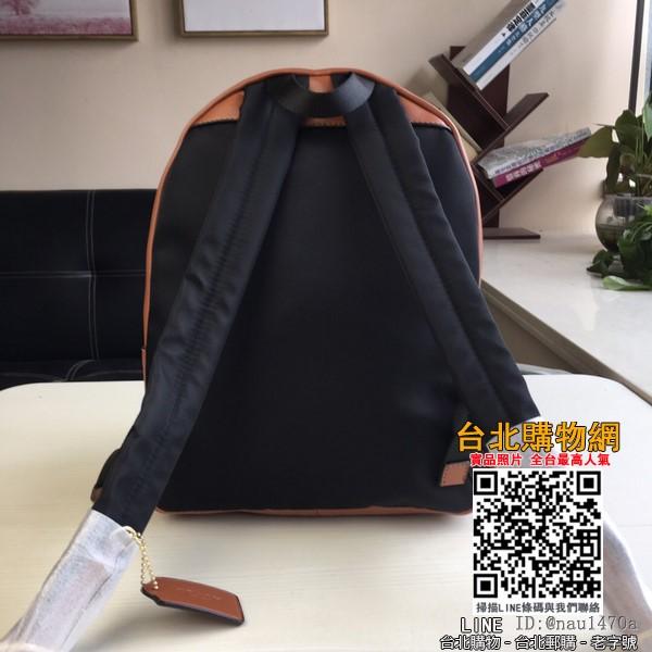 新款 coahf32200 專櫃中號雙肩書包 潮流時尚兼實用