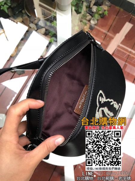 coach 腰包  胸包 39315/39316 專櫃新款selena belt bag胸包斜挎包