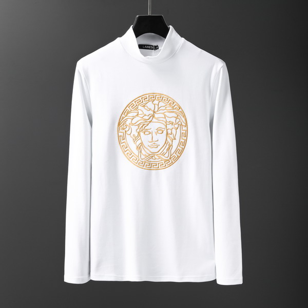 versace 2019衣服,versace 長袖高領,versace 服裝!