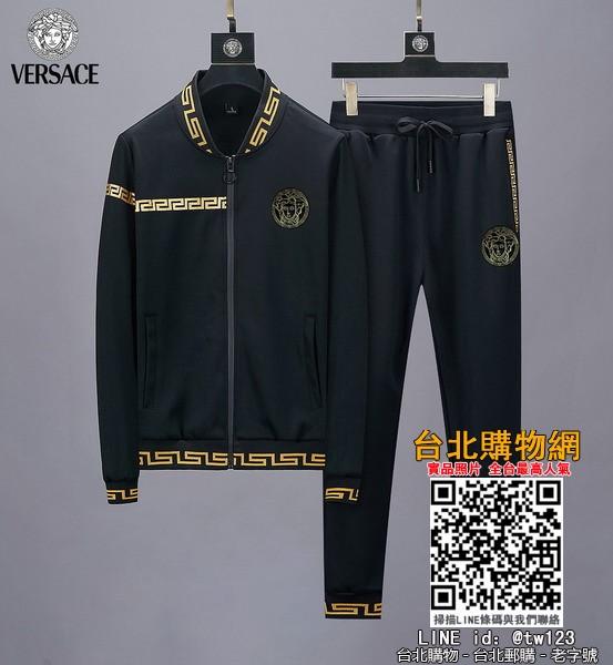 versace2019衣服新品,versace 套装