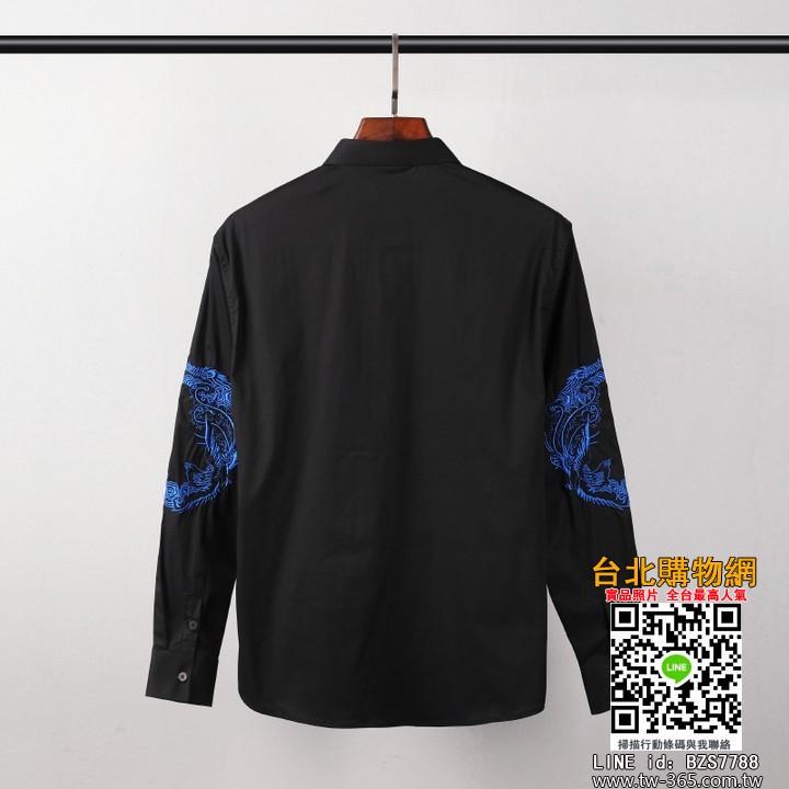 givenchy 2019 長袖襯衫,givenchy 男款襯衣,givenchy 男生襯衫!