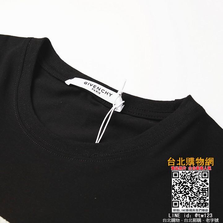 givenchy 2019短袖T恤,givenchy 男款T恤,givenchy 男生衣服!