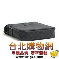 GUCCI經典 質感好黑色防水側/斜背包 - g162907_black