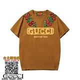 gucci 2019短袖T恤,gucci 男款衣服,gucci 女款衣服!,上架日期:2019-01-18 15:35:45