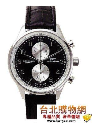 IWC PORTUGUESE CHRONOGRAPH 萬國錶 2010年新款手錶