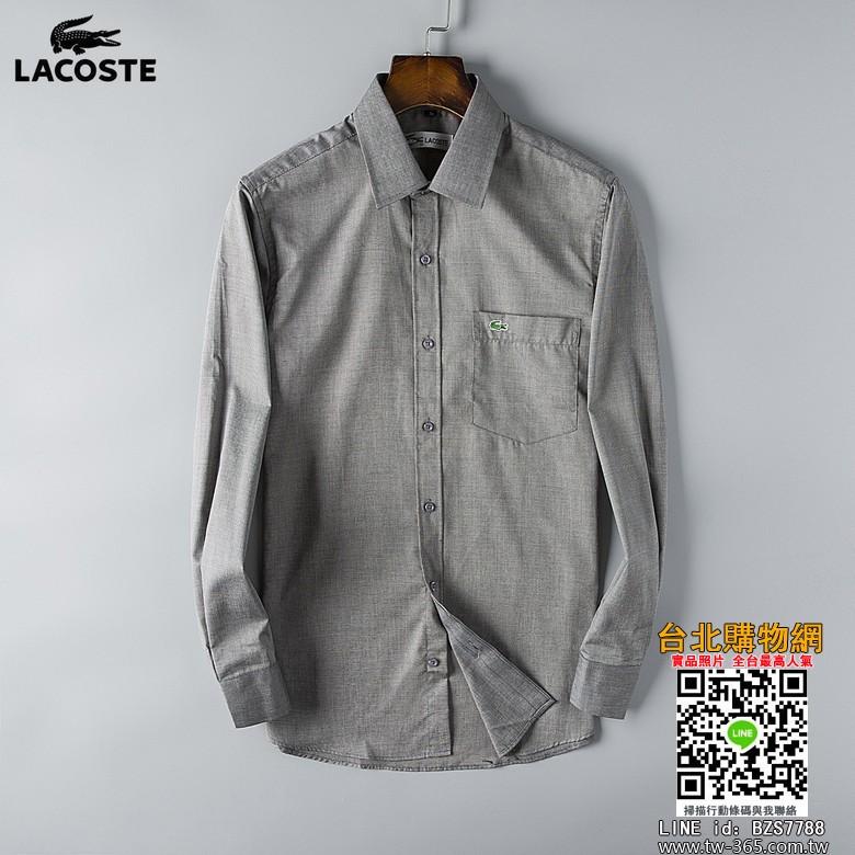 任選2件,含運!lacoste 2019 長袖襯衫,lacoste男款襯衣,lacoste男生襯衫!