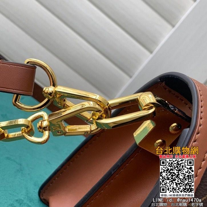 Nicolas Ghesqui re 于 2021 年春夏季推出全新 Mini M44580-黃花Dauphine 手袋