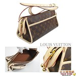 louis vuitton 斜背包豆豆包m40008 (女款)