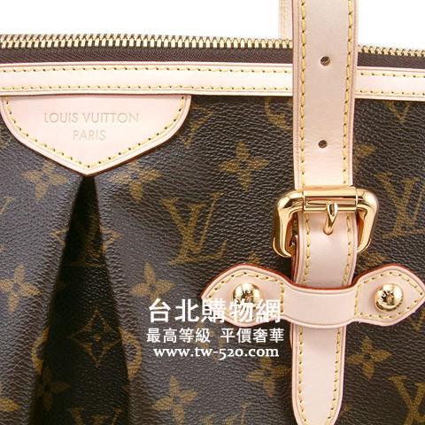 暢銷熱賣款lv【m40146】palermo gm新款手提/斜背/肩背包(大)