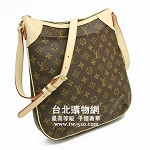 lv  2009春夏最新款【m56389】monogram odeon gm 手提/斜背袋(中) (女款)