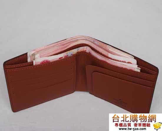lv老花錢包/品牌錢包-短款/牛皮-m60879