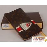 lv【m66553】china run 熊貓系列手拿包/護照夾 (女款)