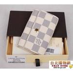 lv n61745 damier 白色棋盤格六孔鑰匙包