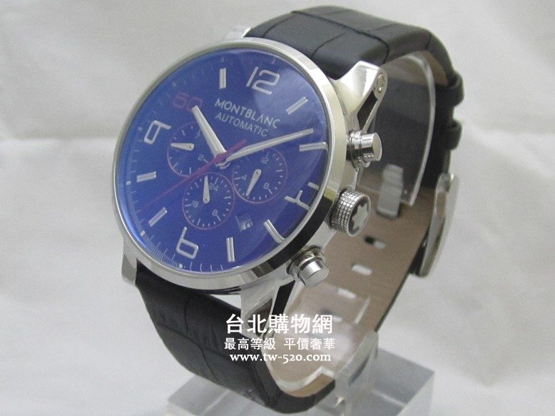 Mont Blanc 萬寶龍 2011新款手錶 -- Mont Blanc台北購物網