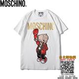 moschino 2019短袖T恤,moschino 男款T恤,moschino 男生衣服!