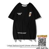 offwhite 2019短袖,offwhite T恤,offwhite 男女均可穿!,訂購次數:14