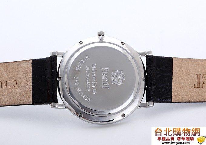 piaget 伯爵 新款手錶