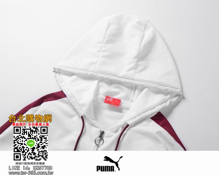 puma 2019 情侶外套,puma 長袖外套,puma 男女均可穿!