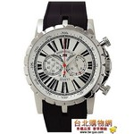 roger dubuis 豪爵 chronograph  2010年新款手錶(石英錶)
